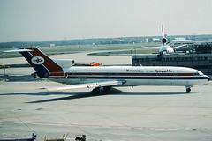 Yemenia Boeing 727-2N8 4W-ACF (c/n 21844) (Manfred Saitz) Tags: airport frankfurt boeing fra 727 b727 eddf yemenia 4wacf 4wreg