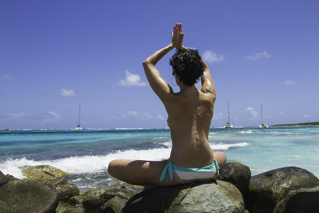 St martin topless beach — pic 15