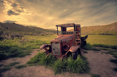 Like The Wind (karenhunnicutt) Tags: car montana antique rustic bannack karenmeyere karenhunnicutt karenhunnicuttphotographycom montanaplains