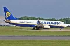 "EI-FIJ Boeing 737-8AS Ryanair MAN 03-06-16 (PlanecrazyUK) Tags: egcc manchester man ringway ""manchester airport"" eifij boeing7378as ryanair 030616"