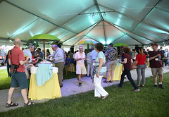 Haverford College Dining Services Presents Saturday Class Dinners: A Night in the Caribbean (mikegindhart) Tags: usa philadelphia dinner outdoors tent taylor alumni haverford rm 2016 alumniweekend foundersgreen freelancephotography rightsmanaged