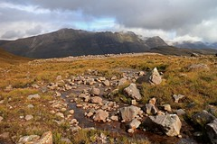 Rock Garden (RoystonVasey) Tags: canon eos scotland zoom m 1855mm stm loch maol annat torridon munro dearg chean