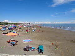 the Beach (themax2) Tags: beach veneto caorle 2016