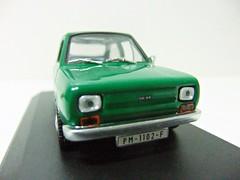 SEAT 133 (1975) - ALTAYA (RMJ68) Tags: seat 133 fiat ixo altaya nqc diecast coches cars juguete toy 143
