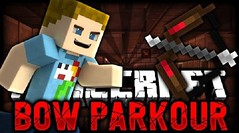 Bow Parkour 2 Map (MinhStyle) Tags: game video games gaming online minecraft