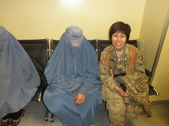 Women Clinic (NATO Training Mission-Afghanistan) Tags: afghanistan women medical healthcare ansf afghannationalsecurityforces ntma natotrainingmission kandaharmilitaryregionalhospital