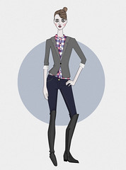 What I wore today (piksele.net) Tags: art colors fashion illustration colours pastel flamingo what today vectors vector wore whatiworetoday vectorillustration pastelcolours fashionillustration pasterlcolors