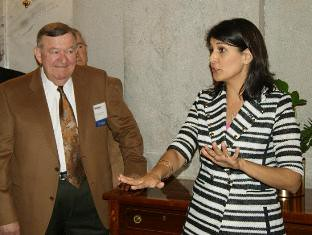 Dr. Bill Painter, Governor NIKKI HALEY
