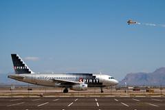 Aviation Day (drmonocle) Tags: spirit airshow airbus gateway boeing openhouse kiwa aviationday phoenixmesa stearmen gatewayaviationday