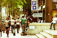 Beauty Spa (ahh.photo) Tags: street people lebanon kids nikon women ditch candid sigma pedestrians beirut rue hamra d5000 ditch2 ditch3 ditch4 85mmf14exdghsm sigma85mmf14