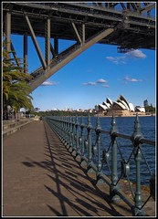 Beneath the bridge (mcgin's dad) Tags: sydney australia nsw canondigitalixus70
