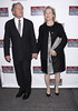 Don Gummer and Meryl Streep Broadway opening night of 'Death Of A Salesman' at the Ethel Barrymore Theatre - Arrivals. New York City, USA