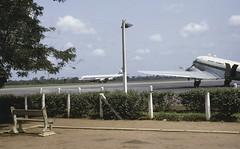 Nigeria (Nigel Musgrove-2.5 million views-thank you!) Tags: 30 airport or lagos nigeria series airways klm douglas dakota kano either 1960 dc8 c47dc3