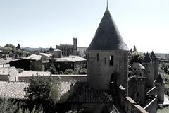 13.09.2011: Carcassonne - Blick von der Burg