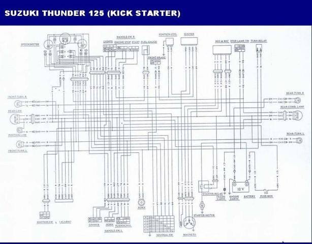 Wiring diagram kelistrikan suzuki thunder 125 trusted wiring diagram the worlds most recently posted photos of kelistrikan flickr hive specification suzuki thunder 125 wiring diagram kelistrikan suzuki thunder 125 cheapraybanclubmaster Image collections