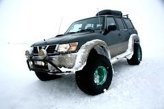 IMG_8110 (Brynja Eldon) Tags: trooper iceland inch nissan jeep tire land cruiser patrol 44 sland 38 isuzu weel weels tommu landcruiser70 tommur