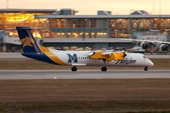 N403QX - Horizon Air - DHC-8-401Q Dash 8 (bcavpics) Tags: canada vancouver plane airplane britishcolumbia aircraft aviation air horizon yvr airliner dash8 dehavilland dhc8 n403qx bcpics