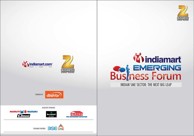 Invititation Card- IndiaMART EBF
