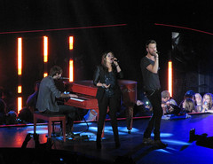 Lady Antebellum (Colorado Sands) Tags: music usa celebrity musicians america us concert colorado singing unitedstates group performing band piano award denver pop american onstage singers celebrities trio amerika performers winners acm 2012 recordingartists pepsicenter february15 vocalists entertainers americanmusic countrypop hillaryscott ladya charleskelley academyofcountrymusicawards sandraleidholdt ladyantebellum davehaywood grammywinners ownthenight academyofcountrymusic leidholdt sandyleidholdt ownthenighttour topvocalgroup 2012topvocalgroup