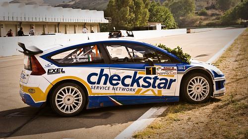 DLUCA PEDERSOLI e  MATTEO ROMANO | CITROEN C4 WRC | 26° Rally Proserpina 2011SC04157
