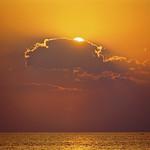 Peloponnese, Sunset