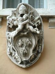 Visso wall plaque (Ginesio) Tags: italy plaque italia marche lemarche regionemarche visso
