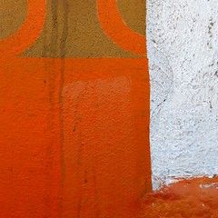 sma wall detail #130 (msdonnalee) Tags: orange abstract muro wall architecture mexico pared mexique abstracto astratto naranja stucco mexiko abstrakt messico abstractreality  photosfromsanmigueldeallende wallsofsanmigueldeallende fotosdesanmigueldeallende murosdesanmigueldeallende