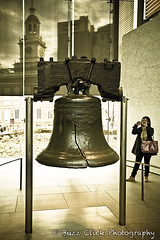 The Liberty Bell (Buzz Click Photography) Tags: philadelphia liberty bell yo pa spike philly libertybell independencehall independencemall phila forefathers radiospike declarationofindependence december2011