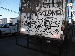 Lions False (carnagenyc) Tags: nyc newyork brooklyn graffiti gash lions xtc false jaone klame dklt
