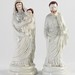 371. Pair of Holy Family Staffordshire Figures