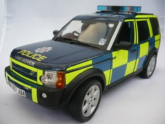1/18 Scale Land Rover Discovery Essex Police Traffic Patrol (alan215067code3models) Tags: scale traffic police rover land discovery essex patrol 118