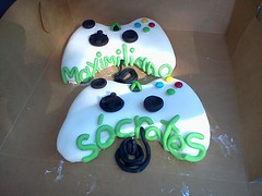 XBox Controllers by Amy A