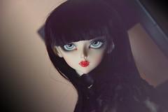 Alouqua (Chio-san) Tags: black ball project dark doll vampire elf bjd cp luts soo jointed cerberus vdes alouqua