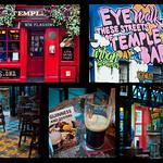 Dublin templebar impression