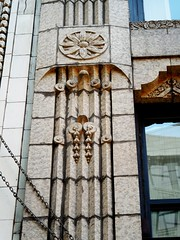 Architectural Detail: 234 South Wabash Avenue, Chicago (Anomalous_A) Tags: chicago detail building architecture illinois architecturaldetail artdeco deco cookcounty chicagoil