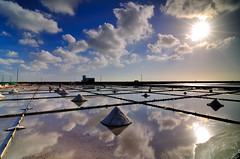 Salt field  (Vincent_Ting) Tags: