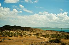 Uno de los sitios ms espectaculares... (CAGATOTA) Tags: sea sun hot beach southamerica argentina azul mar cabo nikon colombia paradise desert playa spot tourist best vela cinematographer paraiso destino guajira turistico suramrica cabodelavela d7000 cagatota nikond7000 jepirra