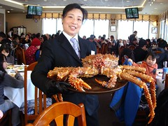King Crab (knightbefore_99) Tags: alaska vancouver feast asian restaurant king bc chinese crab tasty delicious huge seafood cantonese eastvan dungsingchin