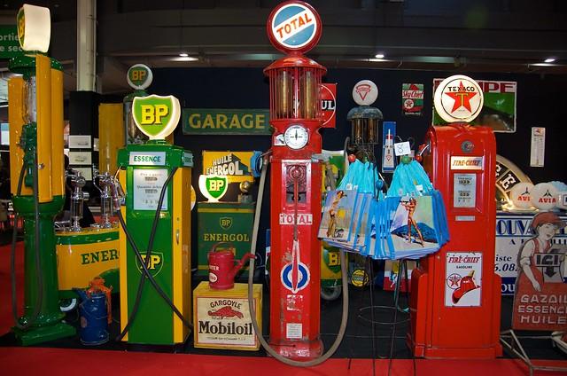 RétroMobile 2012 coup de pompe