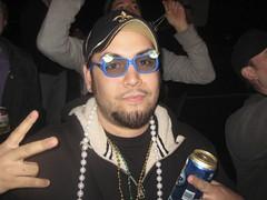 chad & his pimp shades