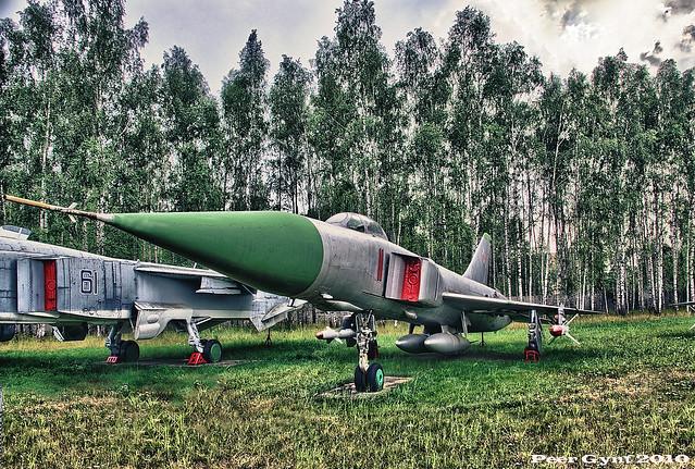 Soviet Interceptor Sukhoi Su-15. 1967. Советский перехватчик Сухого Су-15.