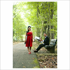 damn ..... really beautiful (yoga - photowork) Tags: people love girl canon indonesia lens fun photography 50mm groom engagement romance human romantic humaninterest prewedding prewed wow1 fotocommunity beautifulmorning inspiredbylove romanticmoment trasognoerealtà 40d anawesomeshot flickaday worldtrekker visitindonesia internationalflickrawards flickrclassique