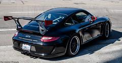 Black Porsche GT3 (hnatautomotivephotography) Tags: sandiego 911 smcc exotic porsche supercar symbolicmotors symbolic porsche911 gt3 997 exoticcar porsche997 porsche911gt3 supercarshow