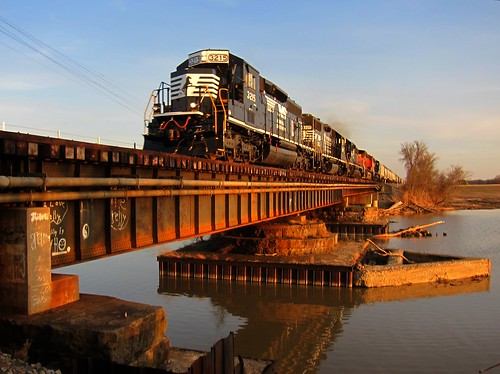 nmra 3215 (47370798@N03), photography tags:  bridge ohio river harbor oak ns cab cleveland convention locomotive portage admiral 2014 sd402 nmra