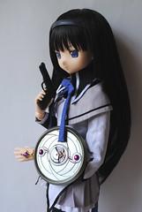 Akemi Homura - Hybrid Active Figure #032 doll 1/3 Azone (chelseacandy) Tags: doll figure hybrid 13 active akemi madoka magi 032 magica azone puella homura 魔法少女まどか☆マギカ ほむら 暁美