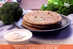 Fudroo (foodFudroo) Tags: food noida breakfast dinner broccoli coriander luch pickle healthyfood curd parantha tastyfood deliciousfood qualityfood fooddelivery goodfoodgoodmood onlinefood homedeliveryfood hygienicfood noidaexprssway fudroo