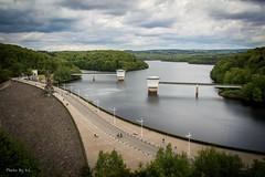 La Gileppe (Batillosk) Tags: belgium belgique barrage fagnes wallonie lagileppe