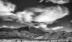 Mount Teide - Tenerife (133) (Malcolm Bull) Tags: mono volcano mount tenerife teide include 20160424tenerife0133edited1web