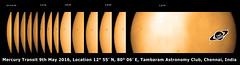 Sq-small-02 (prohithar) Tags: monday chennai tamilnadu iso1600 150sec canoneos550d balusaravanasarmatambaramastronomyclub1111to1245uttambaram india1255n 8006etelescopeskywatchermak90eq1 maksutovcassegraintype baaderastrosolarsolarfilterfilmsequenceofmercurytransitphotostakenon9thmay2016