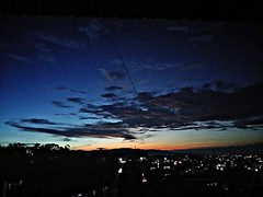 #sunset #cloud #nature (lorenzochh) Tags: sunset cloud nature